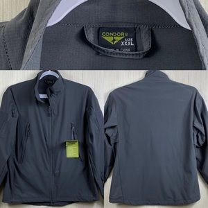 Condor 10617 Vapor tactical gray jacket 3xl